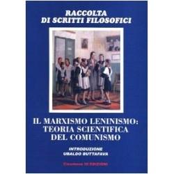 Marxismo Leninismo Teoria scientifica del Comunismo