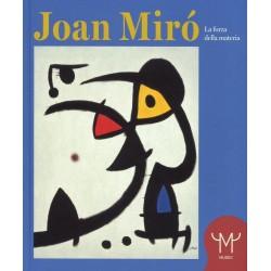 Joan Miro La Forza della materia