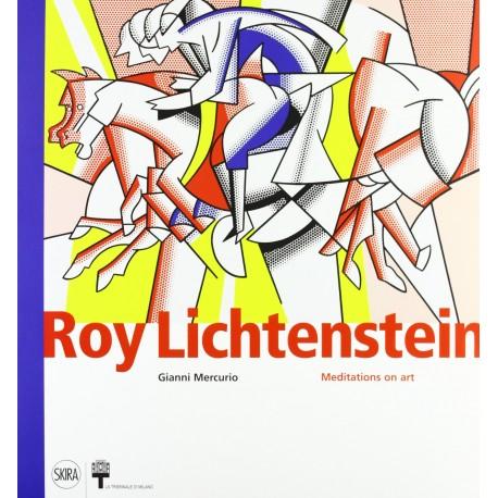 Roy Lichtenstein Meditations on art