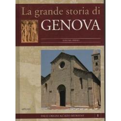 La grande storia di Genova 9 volumi