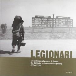 Legionari, Un sudtirolese alla guerra di Spagna ( 1936 - 1939 )