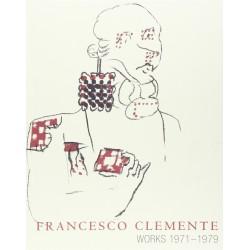 Francesco Clemente Work 1971 1979