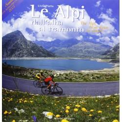 Le Alpi dall'alba al tramonto con DVD