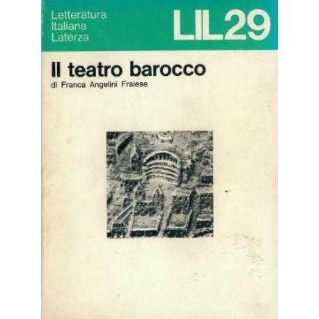 Il teatro barocco