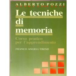 Le tecniche di memoria Corso di apprendimento