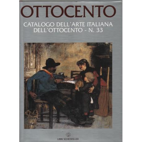 Ottocento catalogo dell' arte Italiana dell' Ottocento N. 33
