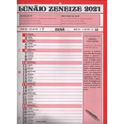 Lunaio Zeneize 2021