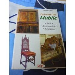 Dizionario del mobile Stile Antiquariato estauro