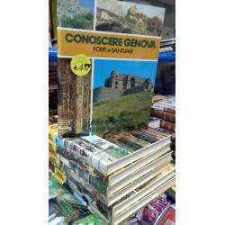 Conoscere Genova Opera completa 8 volumi