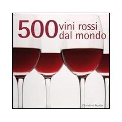 500 Vini rossi dal mondo