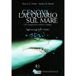 Genova l' acquario sul mare