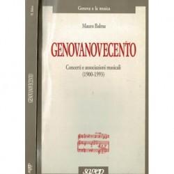 Genovanovecento Concerti e associazioni musicali (1900-1993)