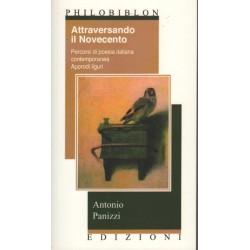 Attraversando il Novecento Percorsi di poesia italiana contemporanea Approdi liguri